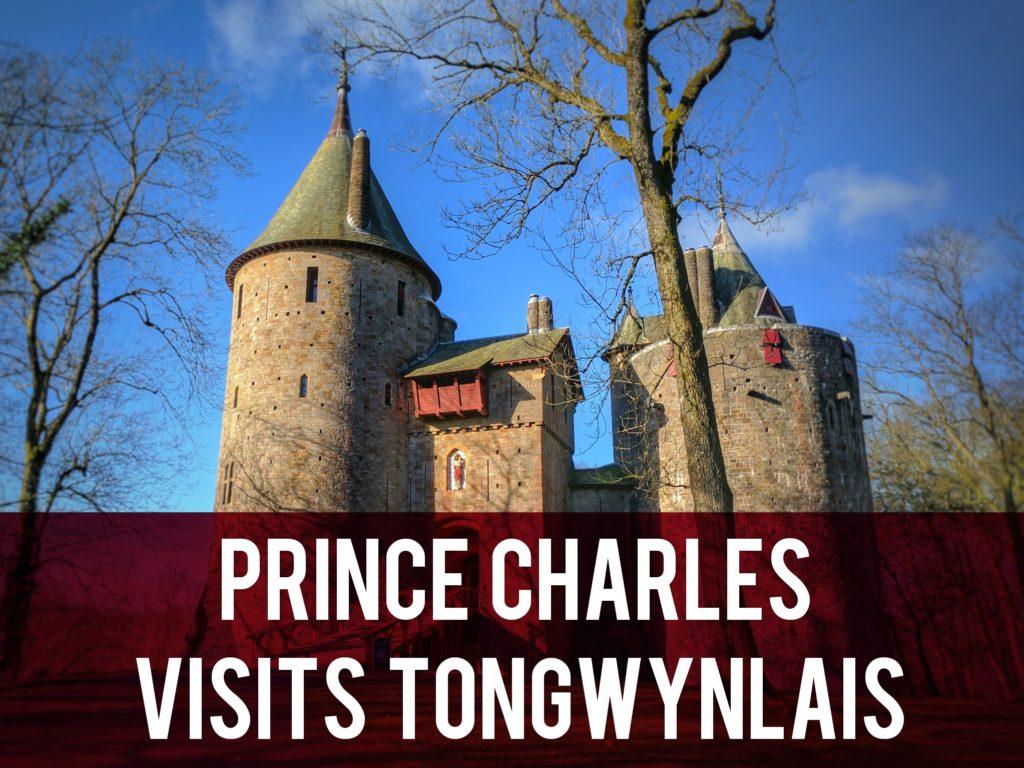 Prince Charles visits Tongwynlais header