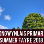 Tongwynlais Primary Summer Fayre header