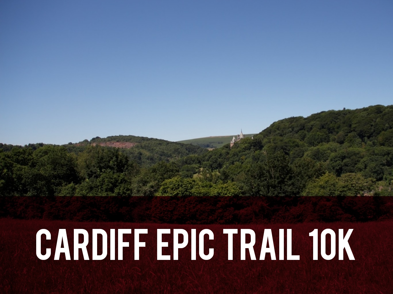 Cardiff Epic Trail 10k header