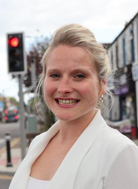 Councillor Mia Rees
