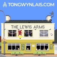Pixel Art Tongwynlais