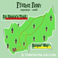 Tongwynlais Walks – Part 1