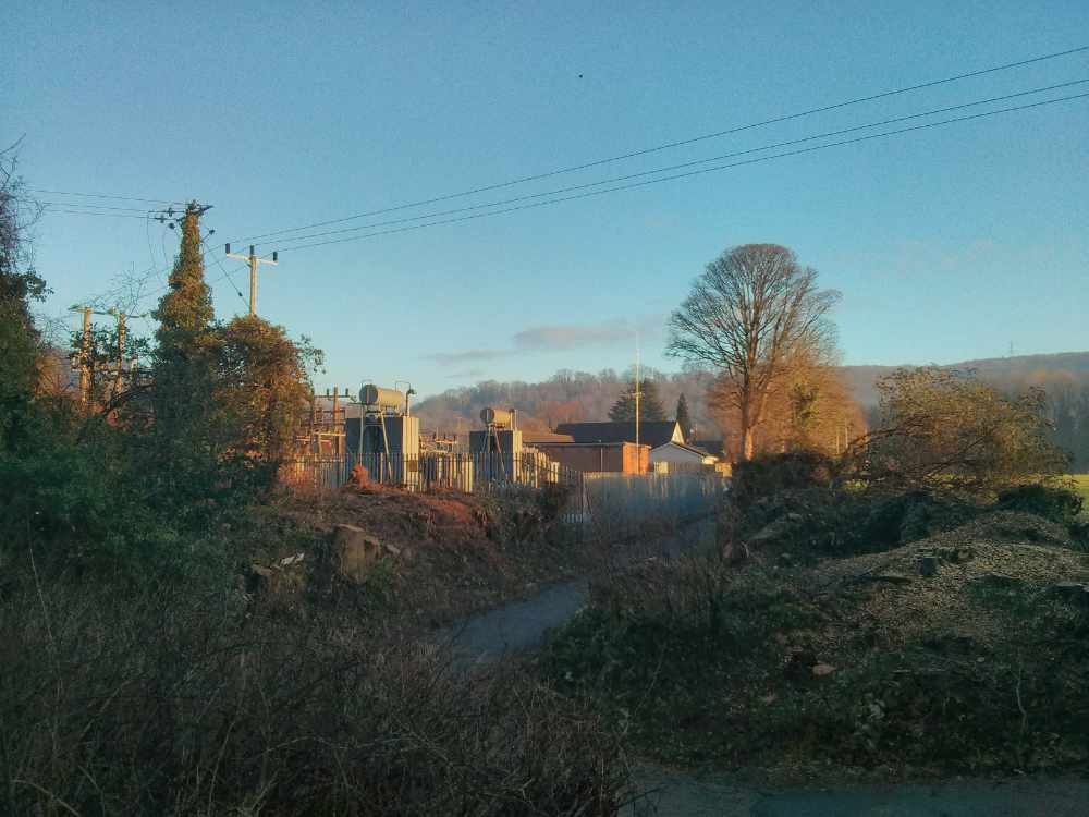 Ironbridge Road Jan 2014